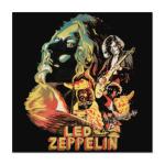 Led Zeppelin хард-рок группа