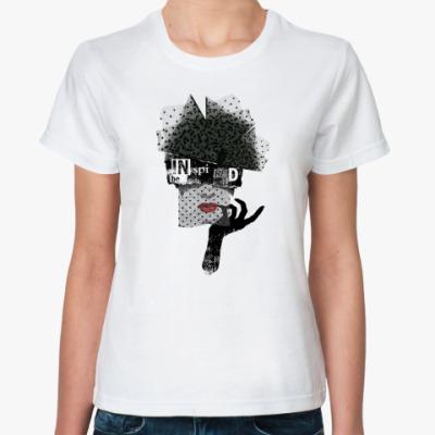 Классическая футболка   Инспирид
