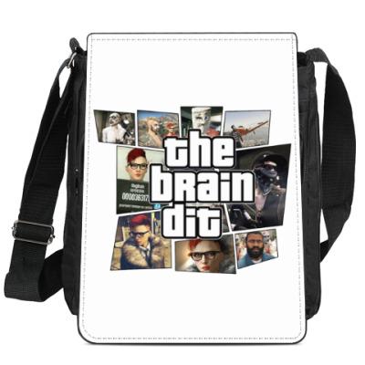 """Сумка-планшет Сумка на плечо  """"GTA V"""""""