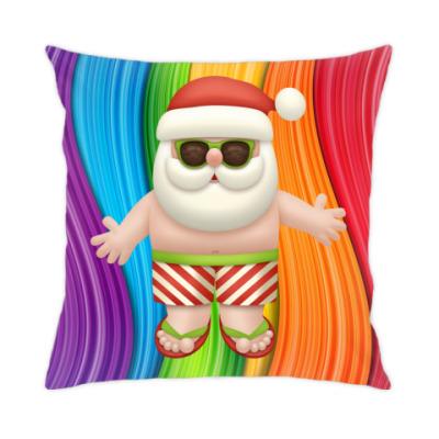 Подушка Кульный Санта