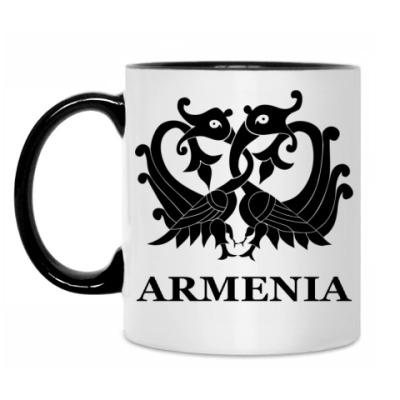 Кружка ARMENIA - GENOCID
