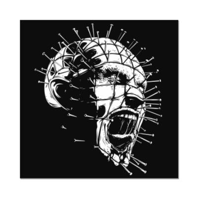 Наклейка (стикер) Hellraiser Восставший из ада