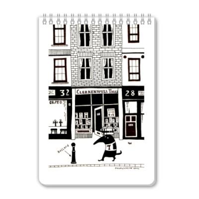 Блокнот 'Книжный магазин'