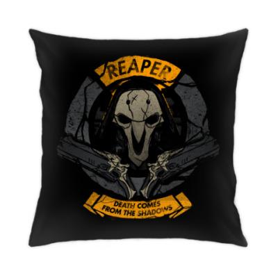 Подушка Overwatch Reaper Gabriel Reyes