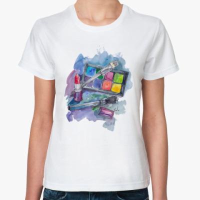 Классическая футболка Кисти-помады