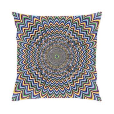 Подушка Optical Art