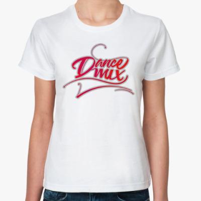 Классическая футболка Dance Mix