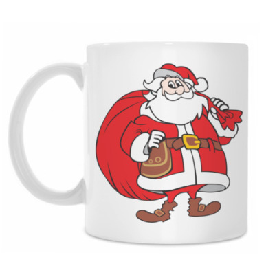Кружка Санта Клаус