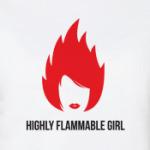 'Highly Flammable Girl'