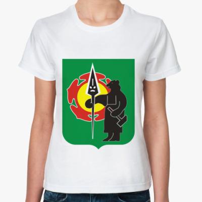Классическая футболка Герб