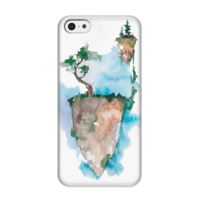 Чехол для iPhone 5/5s Высота