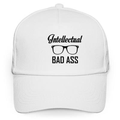 Кепка бейсболка Intellectual Badass