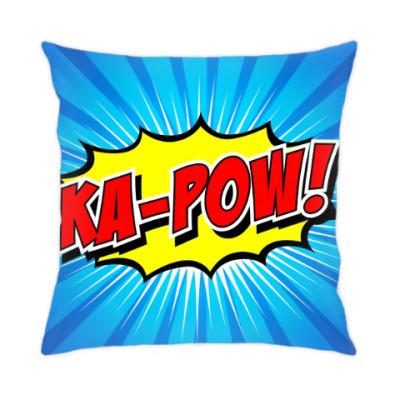 Подушка KA-POW!