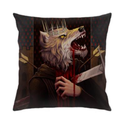 Подушка STARK - KING OF NORTH