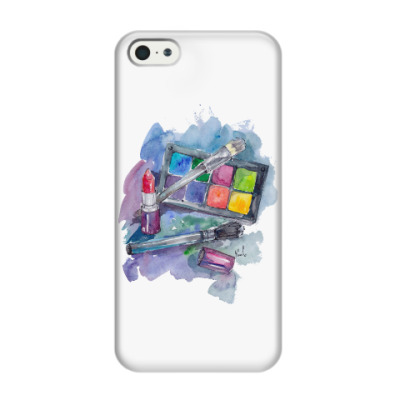 Чехол для iPhone 5/5s Only for girls