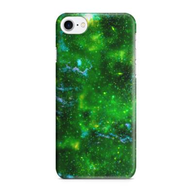 Чехол для iPhone 7/8 Кислотный космос