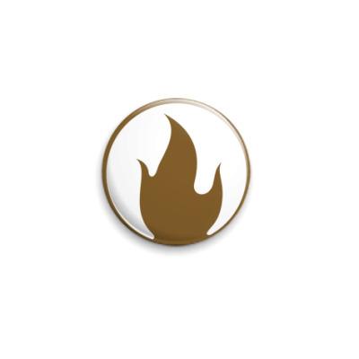 Значок 25мм Puro emblem