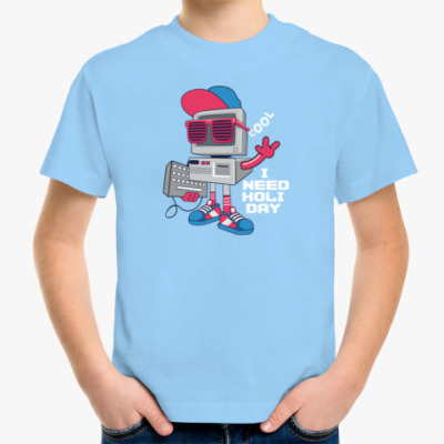 Детская футболка COOL COMP