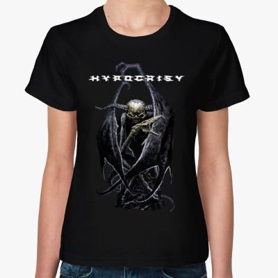 Женская футболка Hypocrisy EOD - Женская футболка, черная