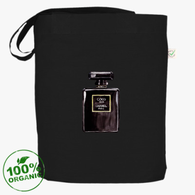 Сумка Coco Noir Chanel Perfume