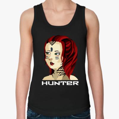Женская майка Hunter