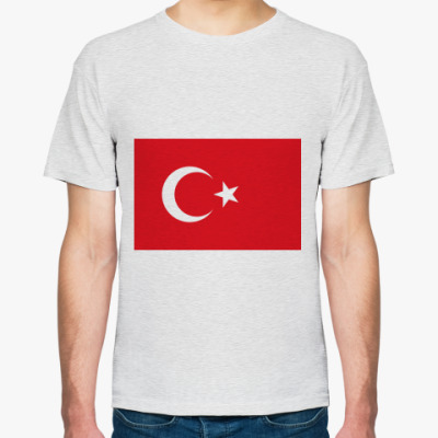 Футболка Флаг Турции