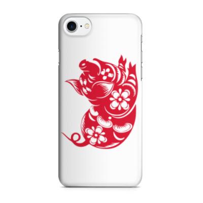 Чехол для iPhone 7/8 Символ года