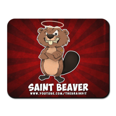"Коврик для мыши Коврик для мыши ""St. Beaver"""