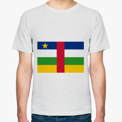 Футболка Центральноафриканская республика