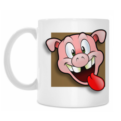 Кружка Funny Piggy