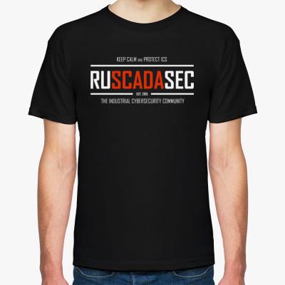 Футболка Мужская футболка RUSCADASEC, v.2