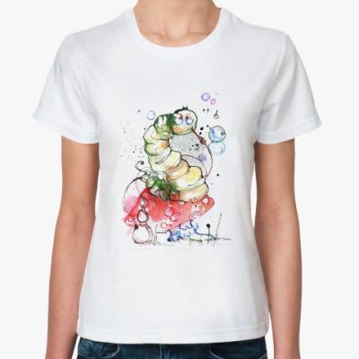 Классическая футболка Абсолем