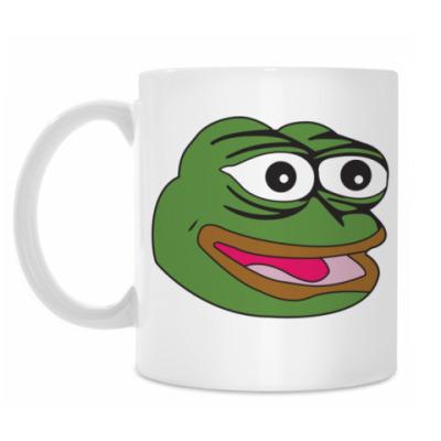 Кружка Funny Pepe
