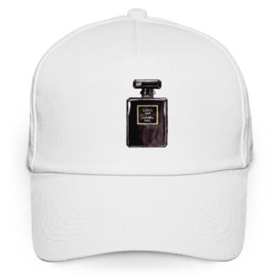 Кепка бейсболка Coco Noir Chanel Perfume