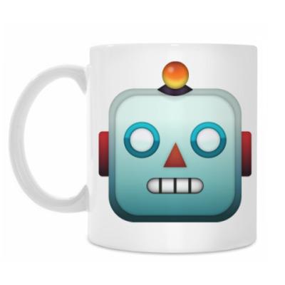 Кружка Робот