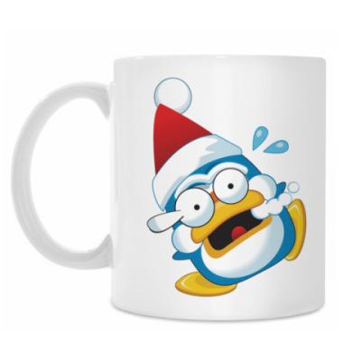 Кружка Crazy Pinguin