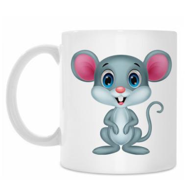 Кружка Милый Крысенок