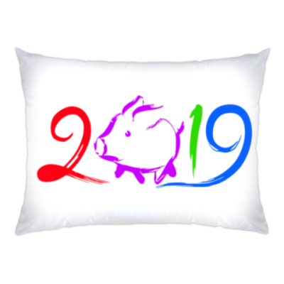 Подушка Символ нового года