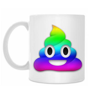 Кружка Rainbow Fecal