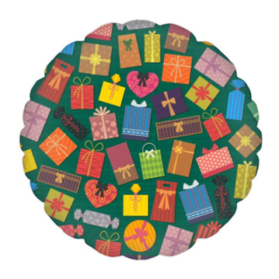 Подушка Подарки