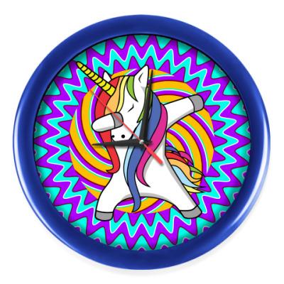 Настенные часы Единорог Дэб