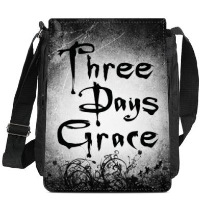 Сумка-планшет Three Days Grace
