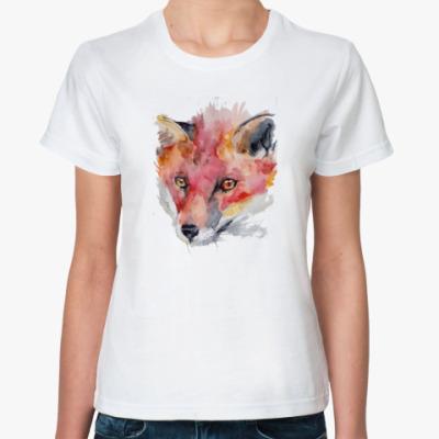 Классическая футболка Лис