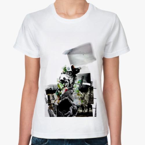 Классическая футболка Love & Light