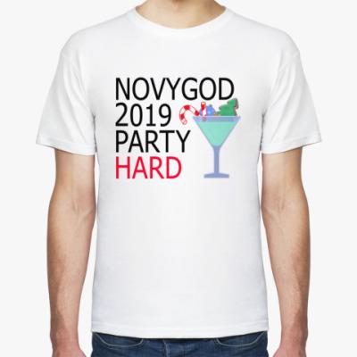 Футболка NOVYGOD 2019 PARTY HARD