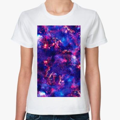 Классическая футболка Вселенная