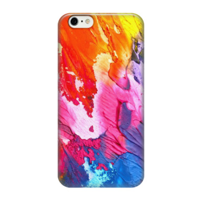 Чехол для iPhone 6/6s Яркие краски