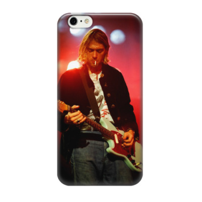 Чехол для iPhone 6/6s Курт Кобейн
