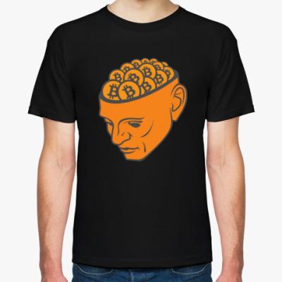 Футболка Bitcoin Mind