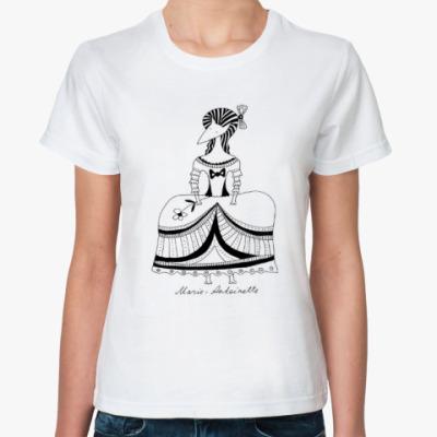 Классическая футболка Королева
